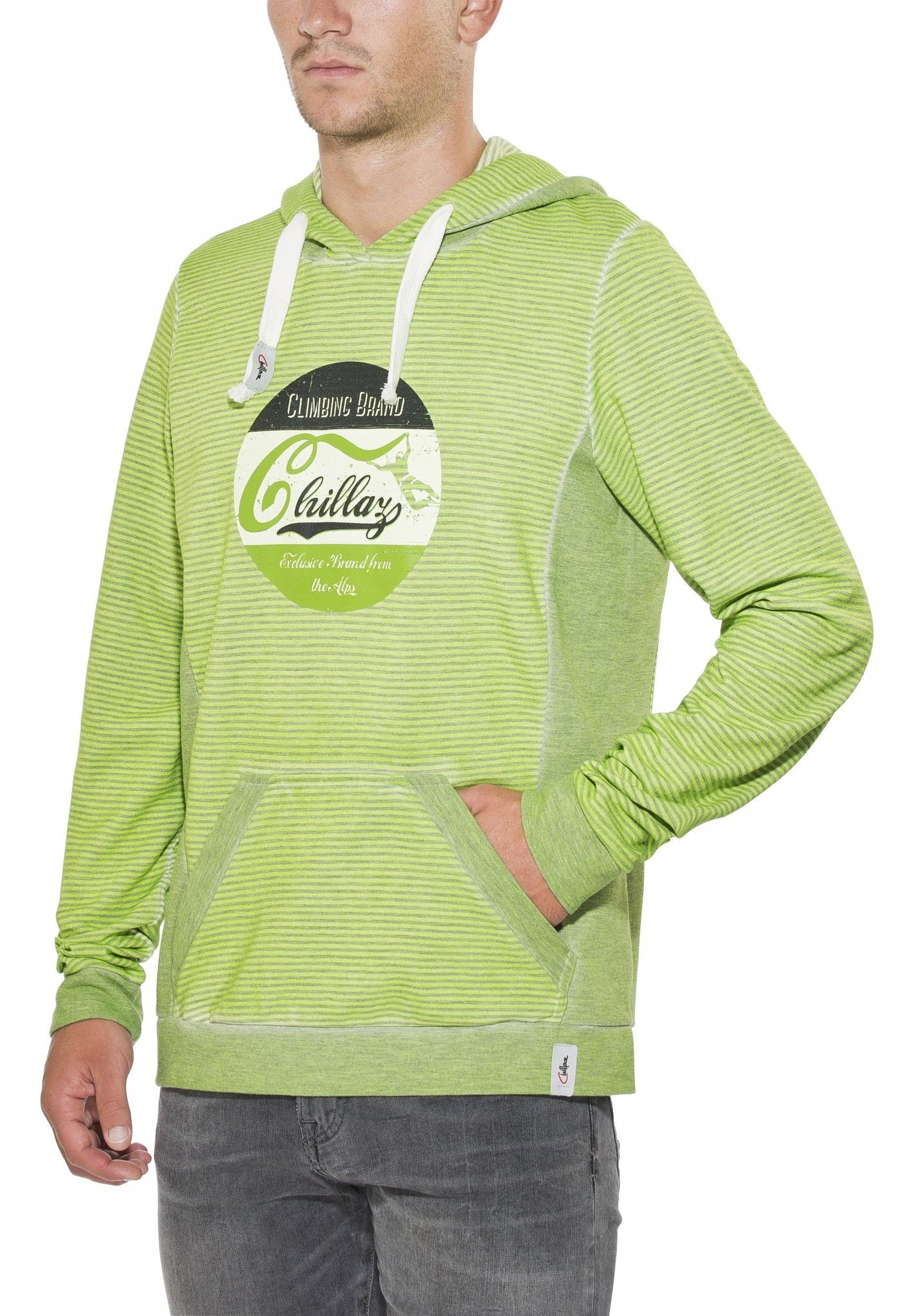 Chillaz Pullover »Vail Retro Hoody Men«
