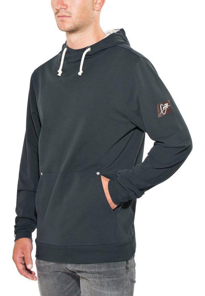 Gentic Pullover »Send it Hoody Men« in schwarz