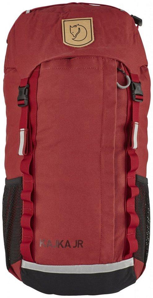Fjällräven Sport- und Freizeittasche »Kajka Backpack Junior« in rot