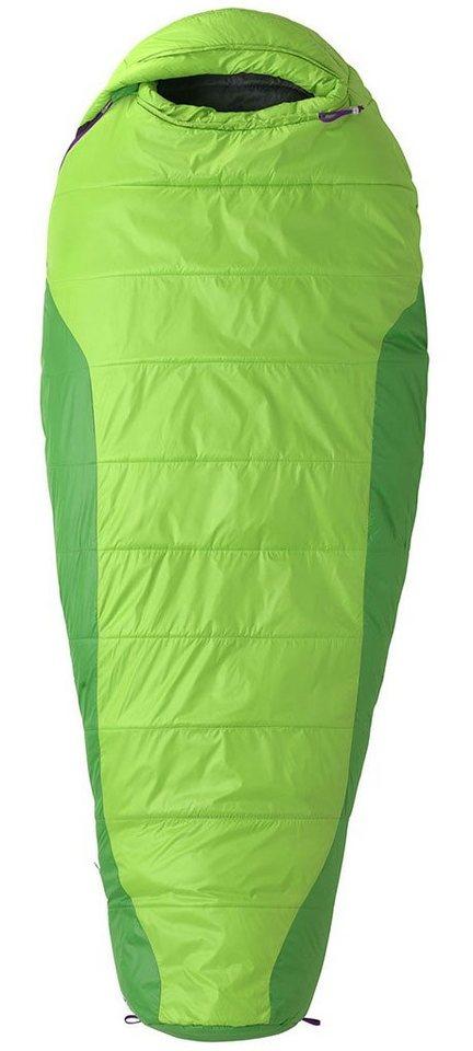Marmot Schlafsack »Sunset 30 Sleeping Bag Women Regular« in grün