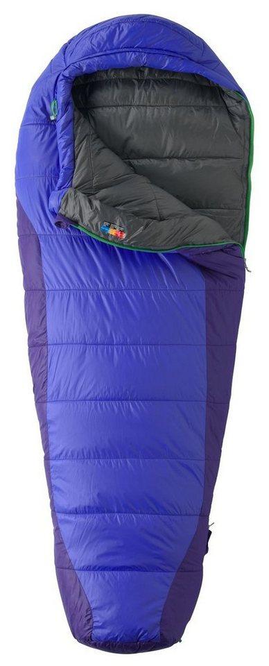 Marmot Schlafsack »Sunset 20 Sleeping Bag Women Long« in lila