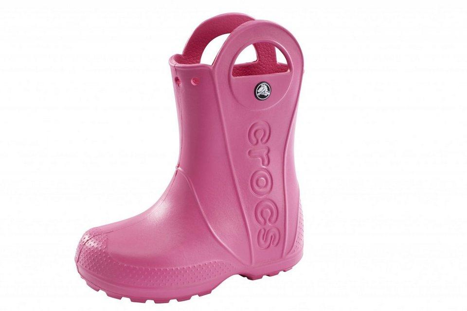 Crocs Trekkingschuh »Handle It Rain Boots Kids«