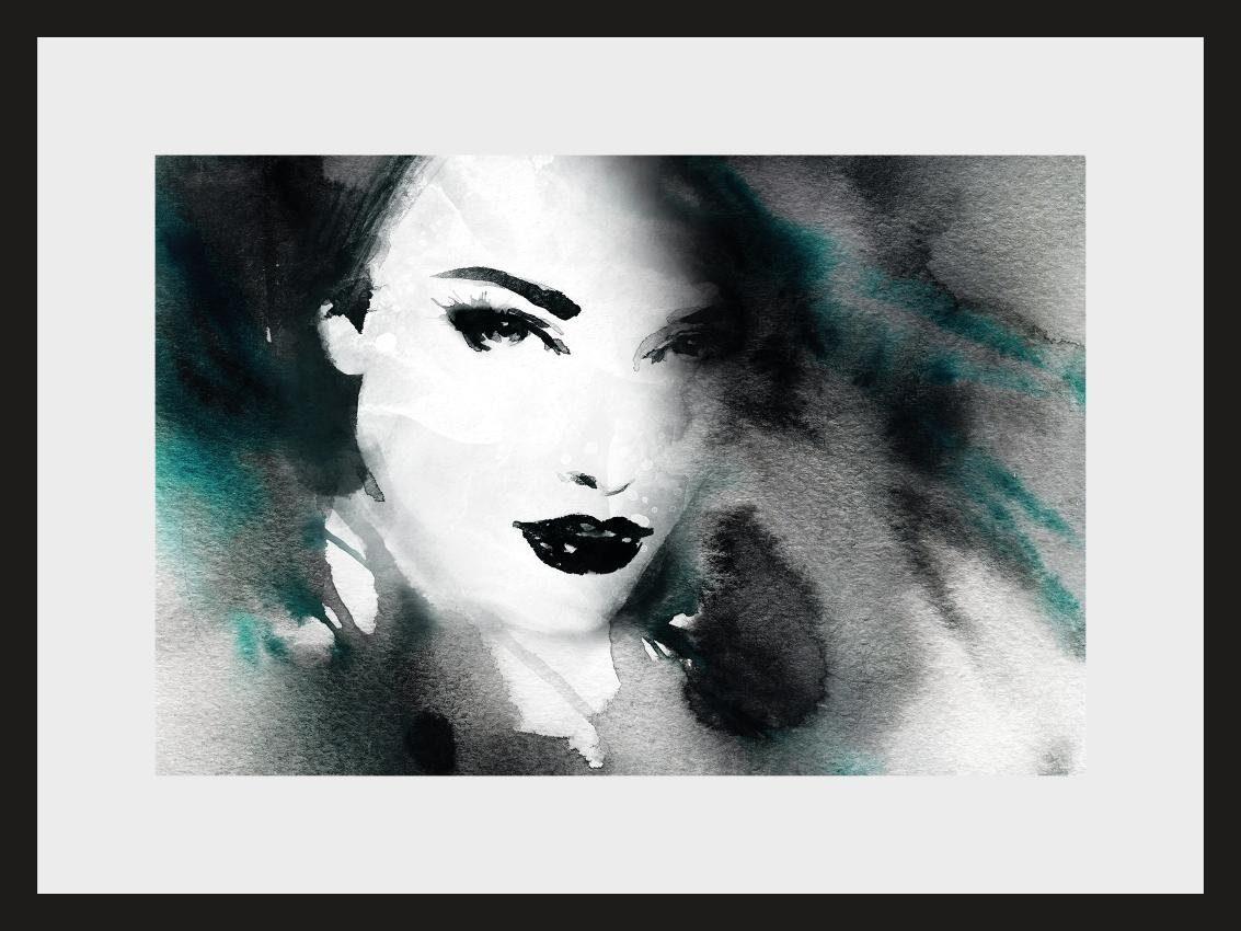 Home affaire, Rahmenbild, »Skizze Diva«, 40/30 cm