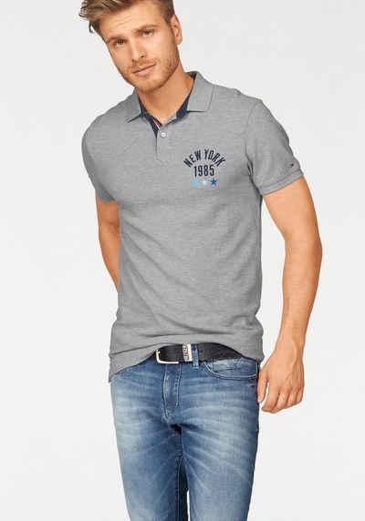 Hilfiger Denim Poloshirt »THDM POLO S/S 11« Sale Angebote Ebrach