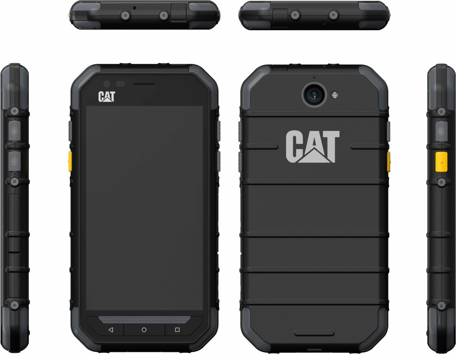 CAT S30 Outdoor-Smartphone, 11,43 cm (4,5 Zoll) Display, LTE (4G), Android 5.1 Lollipop, 5 Megapixel