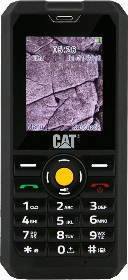 CAT B30 Outdoor-Handy, 5,1 cm (2 Zoll) Display, Proprietär, 2,0 Megapixel