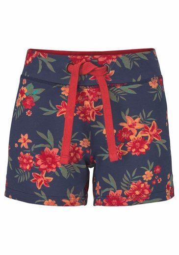 KangaROOS Shorts, mit Print
