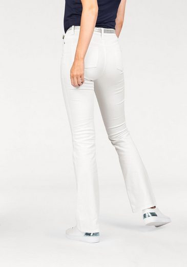 Bruno Banani High-waist-jeans, Baby-boot