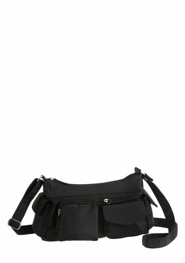 J.Jayz Umhängetasche, Crossbody Bag ideal für Städtetrip oder Urlaub
