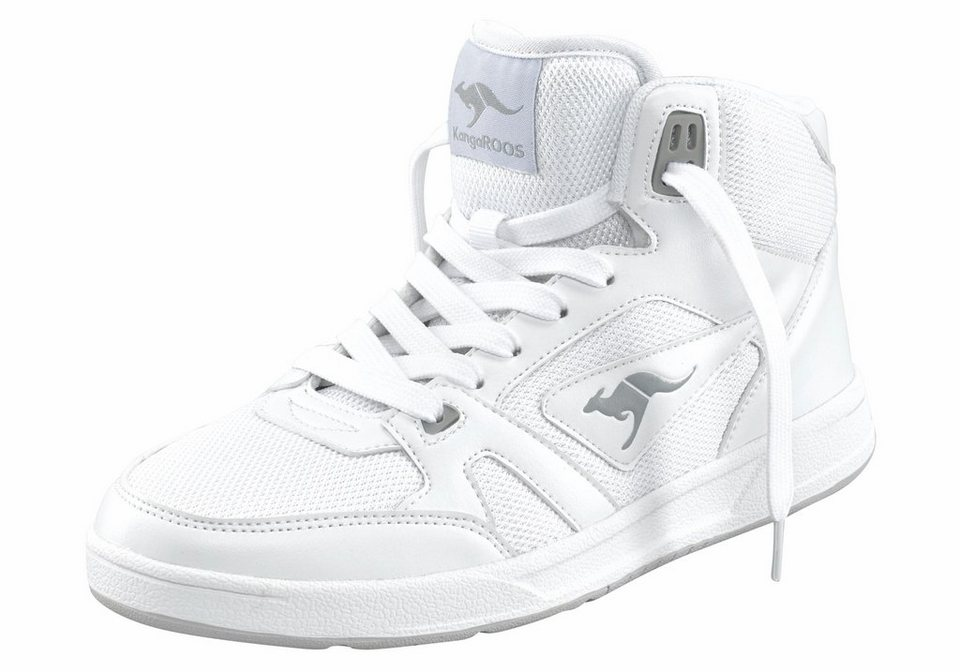 KangaROOS »Advantage Hi« Sneaker in weiß