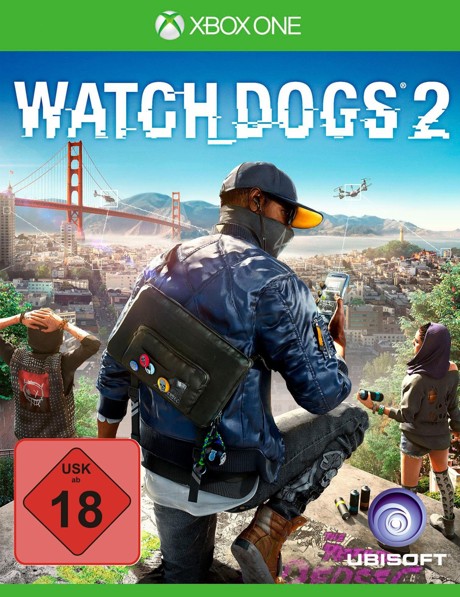 Watch Dogs 2 Xbox One