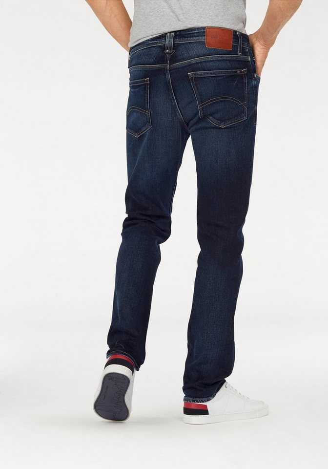Hilfiger Denim Straight-Jeans »Ryan« in darkblue-used
