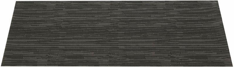Platzset, Leonardo (6er Set) in schwarz/grau-meliert