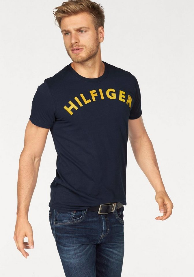 Hilfiger Denim T-Shirt in marine
