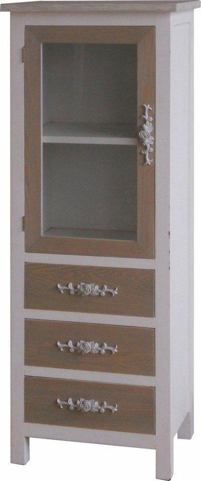 SIT Kommode »Forrest«, Breite 48 cm in weiß/hellbraun