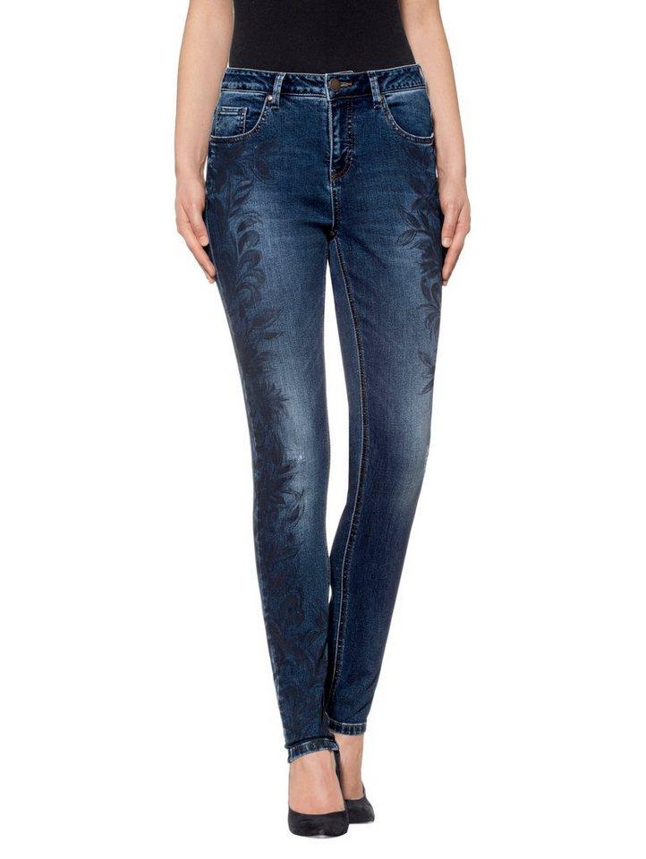 Alba Moda Skinny Jeans in denimbleach