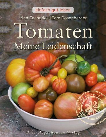 Gebundenes Buch »Tomaten«
