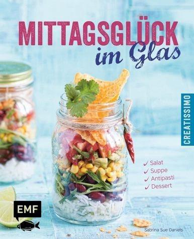 Gebundenes Buch »Mittagsglück im Glas«
