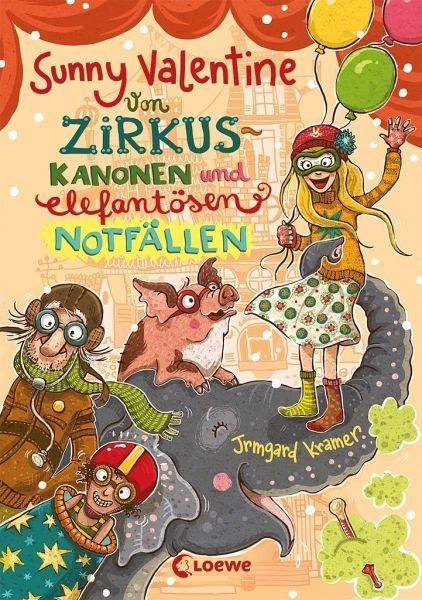 Gebundenes Buch »Von Zirkuskanonen und elefantösen Notfällen /...«