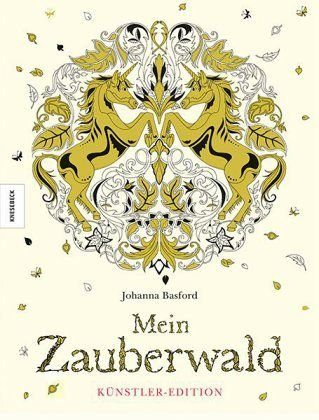 Gebundenes Buch »Mein Zauberwald - Künstler-Edition«