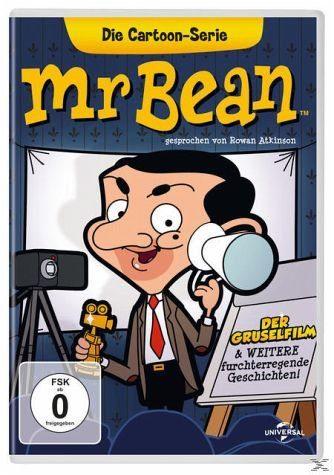DVD »Mr. Bean: Die Cartoon-Serie - Staffel 2 - Vol. 1«