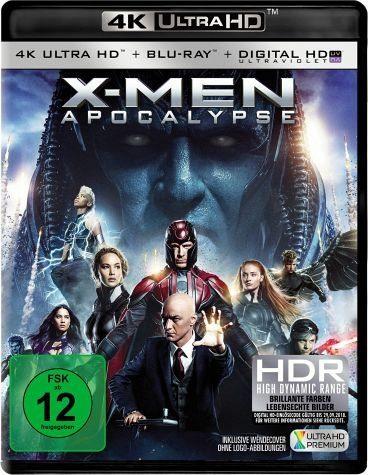 Blu-ray »X-Men: Apocalypse (4K Ultra HD)«