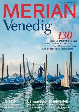 Broschiertes Buch »MERIAN Venedig«