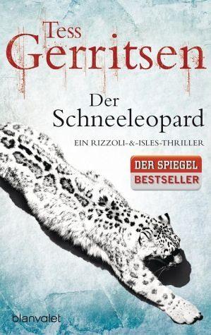 Broschiertes Buch »Der Schneeleopard / Jane Rizzoli Bd.11«