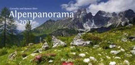 Kalender »Alpenpanorama 2017«