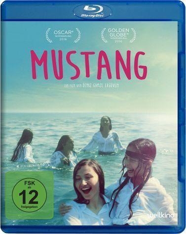 Blu-ray »Mustang«