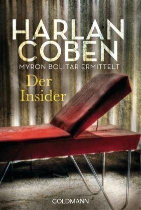 Broschiertes Buch »Der Insider / Myron Bolitar Bd.3«