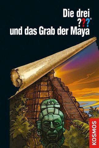 Gebundenes Buch »Die drei ??? und das Grab der Maya (drei...«
