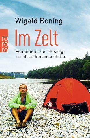 Broschiertes Buch »Im Zelt«