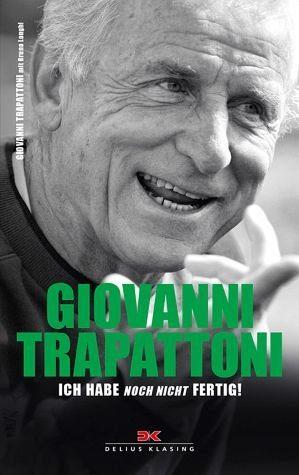 Gebundenes Buch »Giovanni Trapattoni«