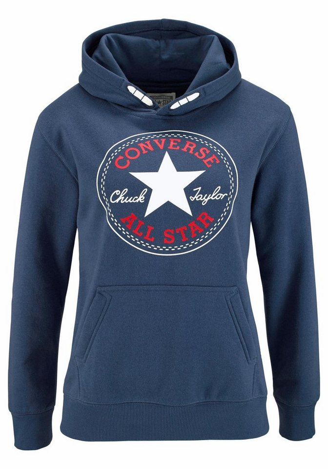 Converse Sweatshirt in blau