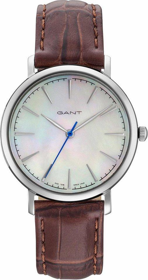 Gant Quarzuhr »STANFORD LADY, GT021002« in braun