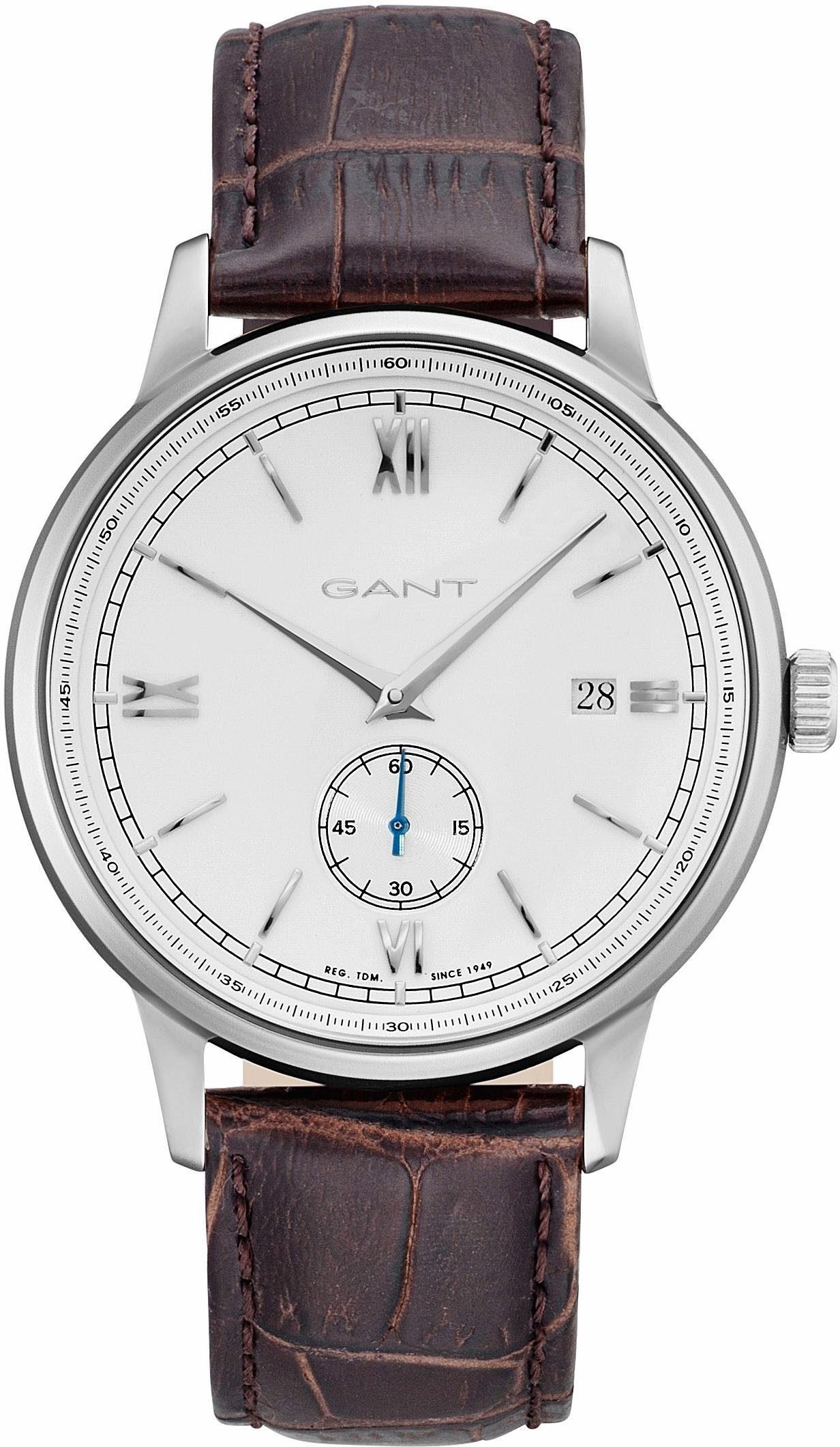 Gant Quarzuhr »FREEPORT, GT023001« mit kleiner Sekunde