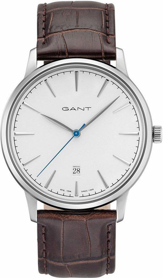 Gant Quarzuhr »STANFORD, GT020002« in braun