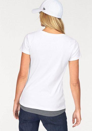 Flashlights T-Shirt (Set, mit Top), mit Frontdruck