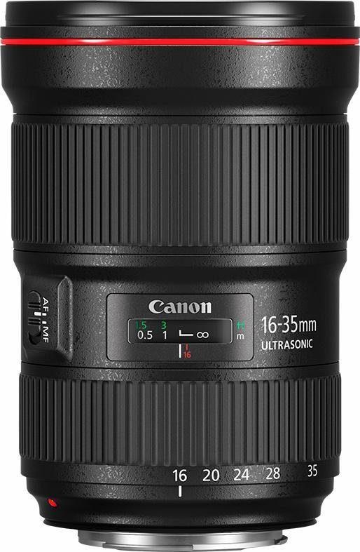 Canon EF 16-35mm 1:2,8L III USM Ultraweitwinkel Objektiv