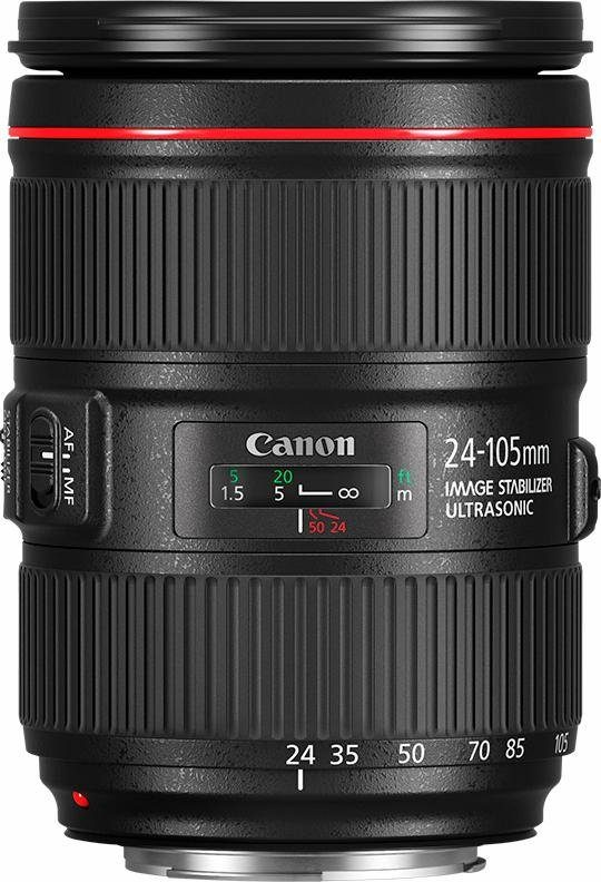 Canon EF 24-105mm 1:4L IS II USM Standardzoom Objektiv