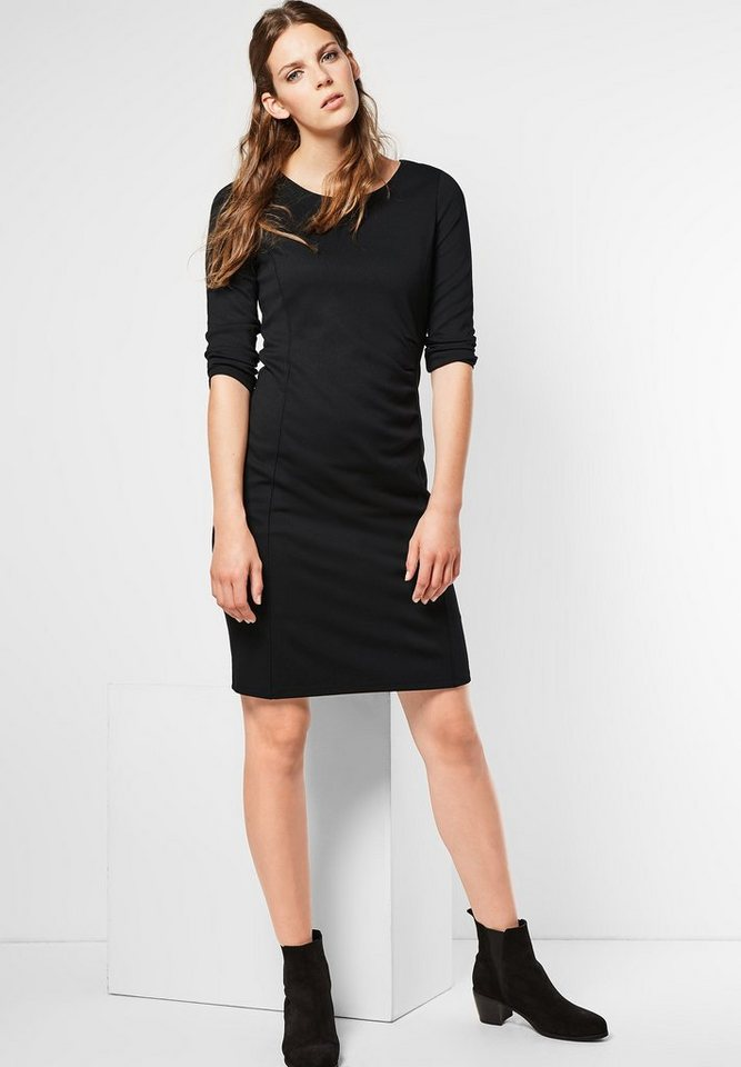 Street One Kleid aus Jersey Jamie in Black