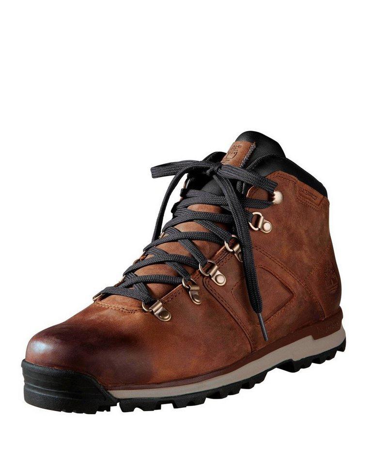 Timberland Nubuk-Schuh in Braun