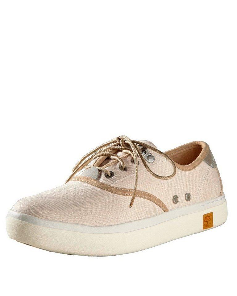 TIMBERLAND Sneaker in Ecru