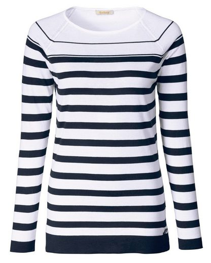 Barbour Pullover Chock Striped