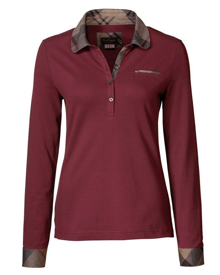 Barbour Polo Gilsland in Bordeaux