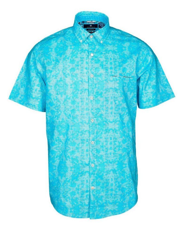 Basefield Hemd in Blau