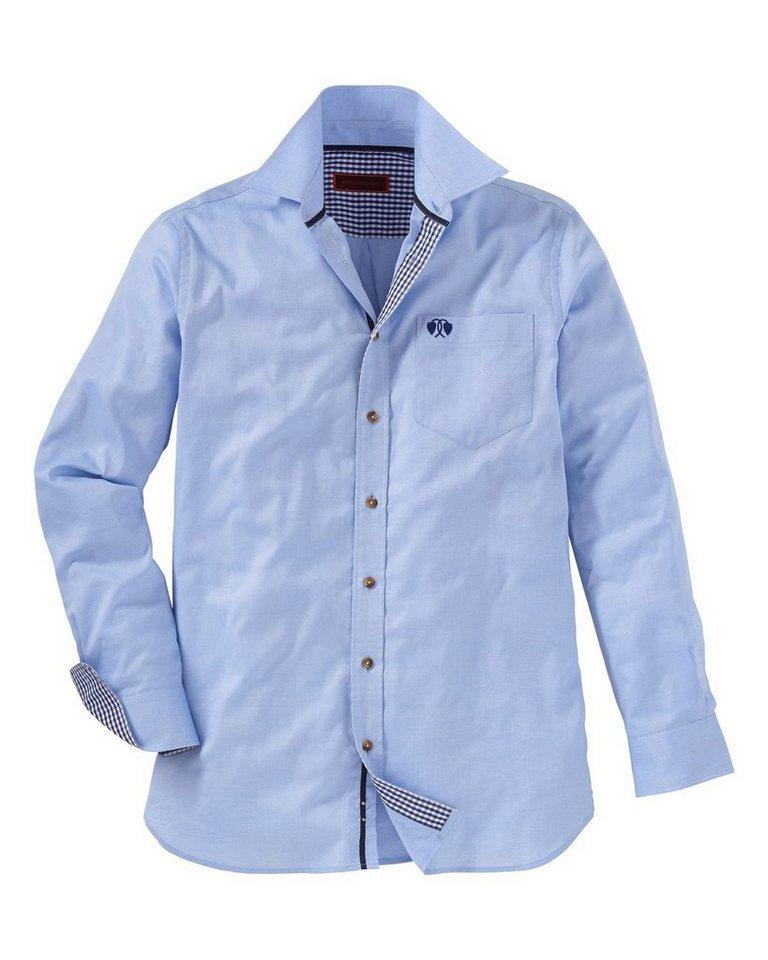 Reitmayer Oxfordhemd in Hellblau