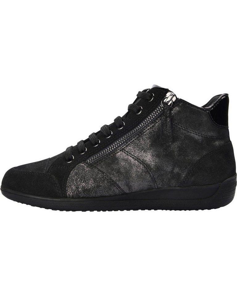 GEOX Sneaker Myria in Schwarz