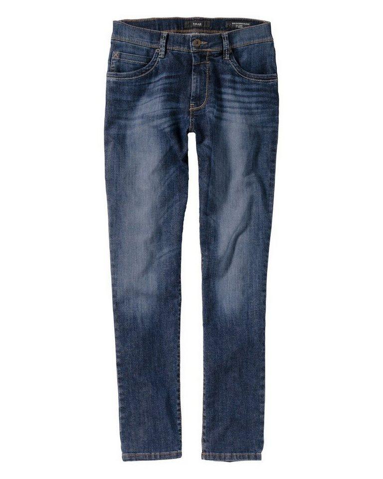 Brax Jeans Cadiz in Blue Denim